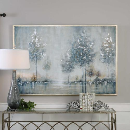 Uttermost - Walk In The Meadow Hand Painted Canvas
