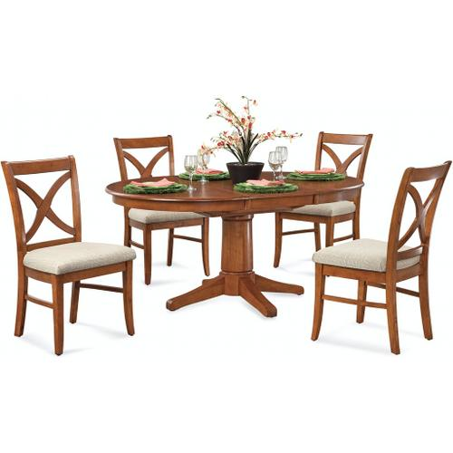 Braxton Culler Inc - Hues Round/Oval Dining Room Set