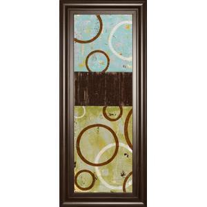 """""""Sun Flower I"""" By Natalie Avondet Framed Print Wall Art"""