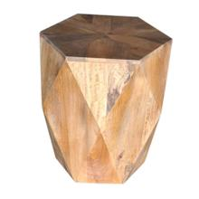 See Details - Pleasant Hill Hexagon End Table