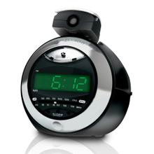 Digital Projection AM/FM Alarm Clock Radio