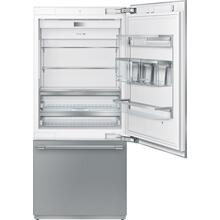 "36-Inch Built-in Panel Ready Two Door Bottom Freezer ""OUT OF BOX"""