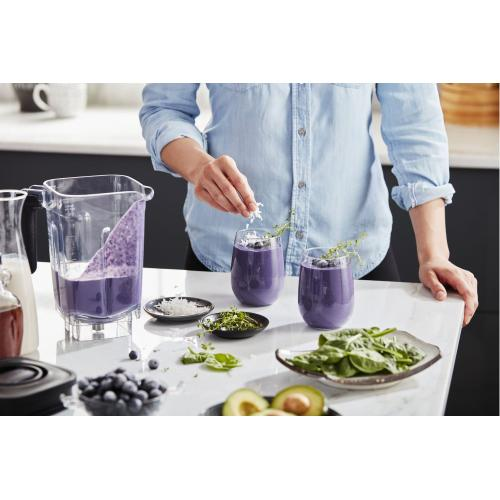 K400 Variable Speed Blender - Contour Silver