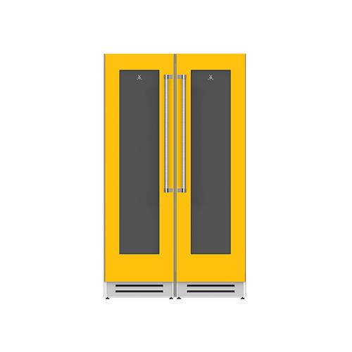 "Hestan - 48"" Wine Cellar Ensemble Refrigeration Suite - Sol"