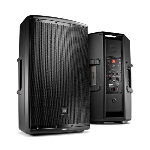 "JBL EON615 15"" (38 cm) Two-Way Multipurpose Self-Powered Sound Reinforcement"