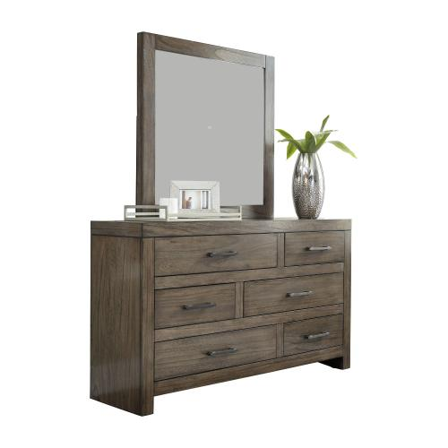 Deylin Dresser and Mirror