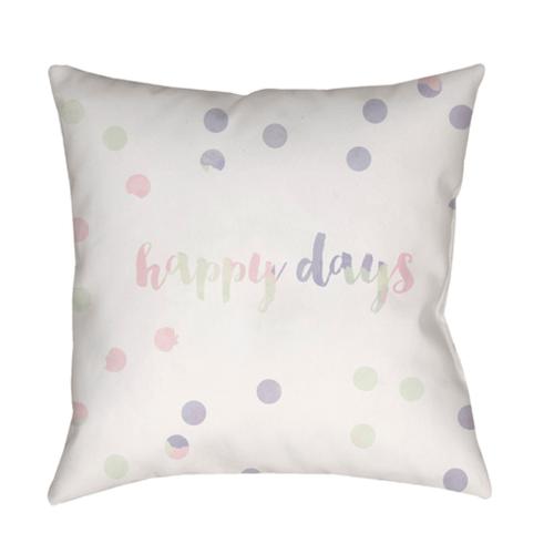 "Happy Days QTE-037 20"" x 20"""