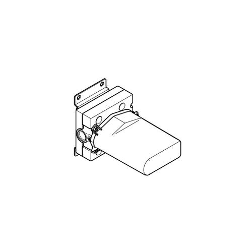 Dornbracht - xGATE Rough for wall mounted mixing valve with volume control -