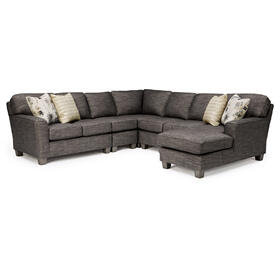 ANNABEL SECTIONAL 1 Stationary Sectional