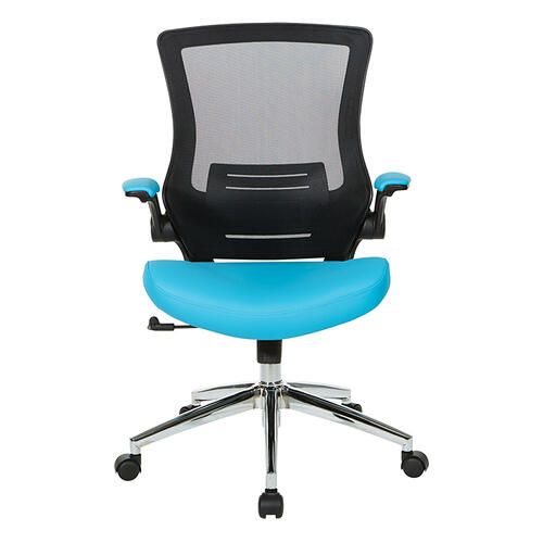 Office Star - Black Screen Back Manager's Chair