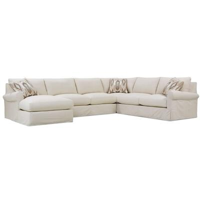 Aberdeen Slipcover Sectional Sofa