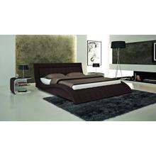 Modrest S614 - Contemporary Eco-Leather Bed