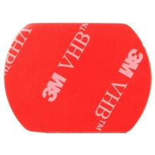 See Details - Polaroid Spare Single Sided Adhesive for The XS100, XS80 Action Camera Fitting Piece