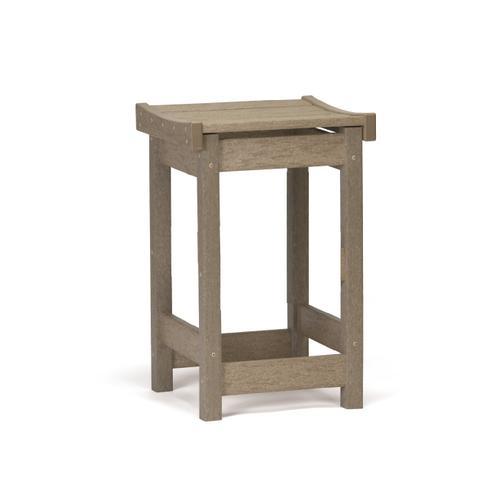 Contoured Seat Counter Stool