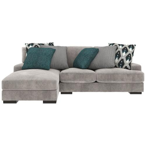 Ashley - Bardarson 2-piece Sectional With Chaise