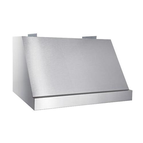 """BEST Range Hoods - WP28 - 30"""" Stainless Steel Pro-Style Range Hood with 300 to 1650 Max CFM internal/external blower options"""