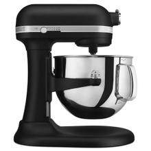 See Details - Pro Line® Series 7 Quart Bowl-Lift Stand Mixer - Cast Iron Black