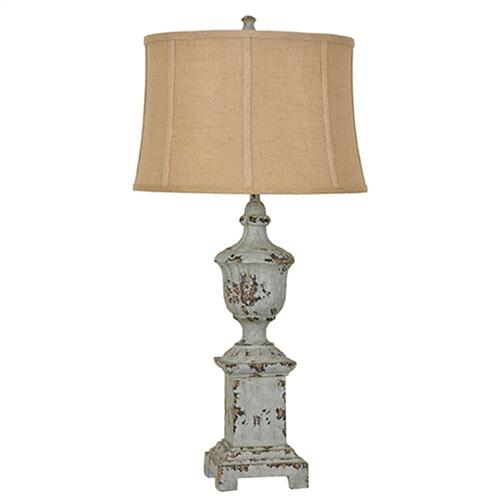 Crestview Collections - French Heritage Table Lamp