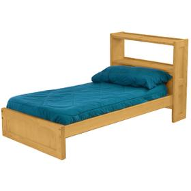 Bookcase Bed, Twin, extra-long