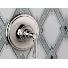 See Details - Pressure Balance Trim with Diverter, Lever Handle - Nickel Silver