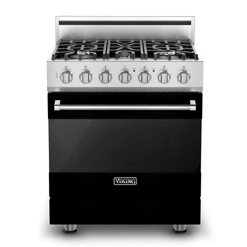 "30"" Self-Cleaning Dual Fuel Range - RVDR3302 Viking 3 Series"