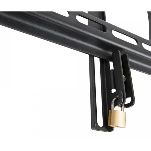 "Outdoor Weatherproof Fixed Mount for 55"" - 90"" TV Screens & Displays - SB-WM-F-XL-BLK (Black)"