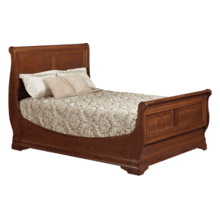 Versailles Sleigh Bed California King