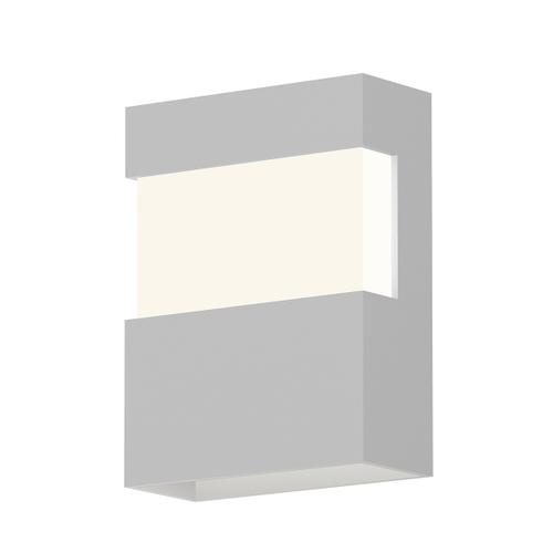 """Sonneman - A Way of Light - Band LED Sconce [Size=8"""", Color/Finish=Textured White]"""