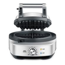 Waffle Makers the No-mess Waffle®, Brushed Stainless Steel