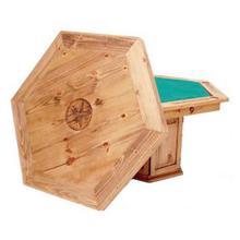 Star Poker Table & Base