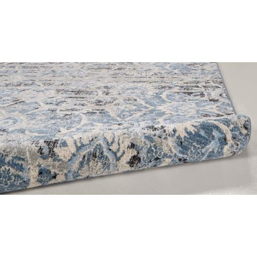 Feizy - AINSLEY 3901F IN BLUE-IVORY