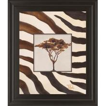 """View Product - """"Contemporary Africa Il"""" By Patricia Pinto Framed Print Wall Art"""