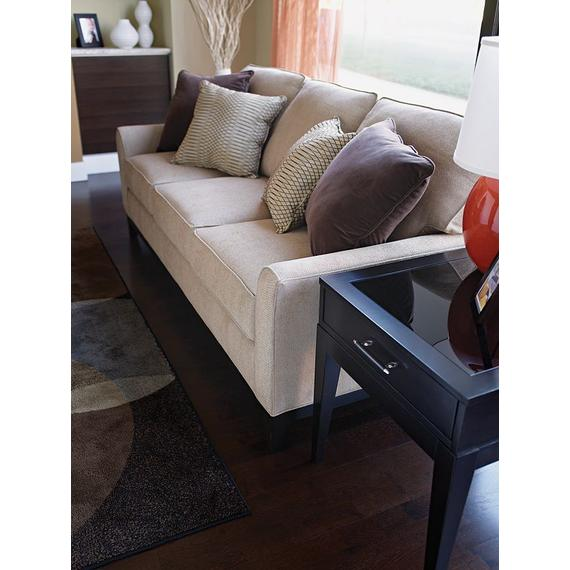 Perspectives Rectangular End Table