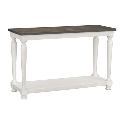 Standard Furniture - Grand Bay Sofa Table, White