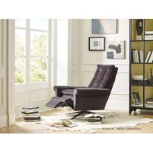 See Details - Roman - Power Recliner with Built-In Comfort Options - American Leather