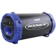 See Details - BOOMER IMPULSE LED Bluetooth® Boom Box (Blue)
