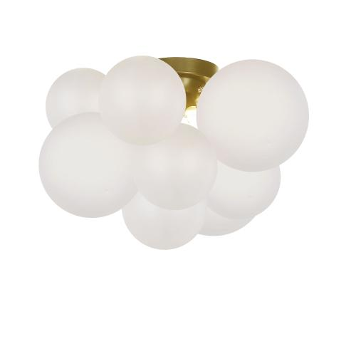 Product Image - 3lt Flush Mount, Agb W/ Fr Glass