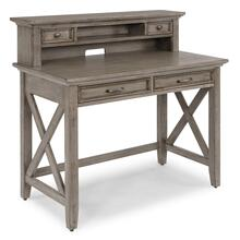Walker Desk With Hutch