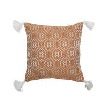 18x18 Hand Woven Bobbi Pillow