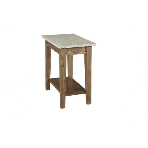 Cloverdale Occasional Chairside Table