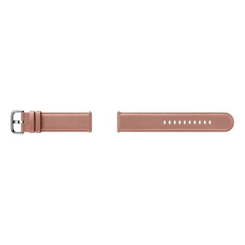 Leather Band (20mm) Pink