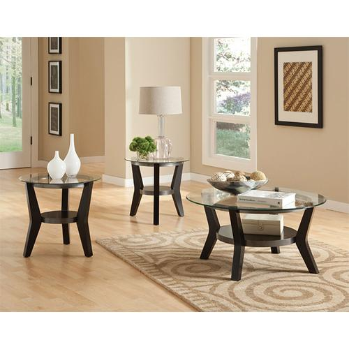 Orbit Coffee and End Table Set