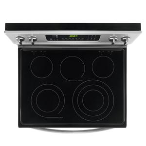 Frigidaire Gallery 30'' Freestanding Electric Double Oven Range