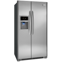 FLOOR MODEL - Frigidaire Gallery 22.6 Cu. Ft. Counter-Depth Side-by-Side Refrigerator