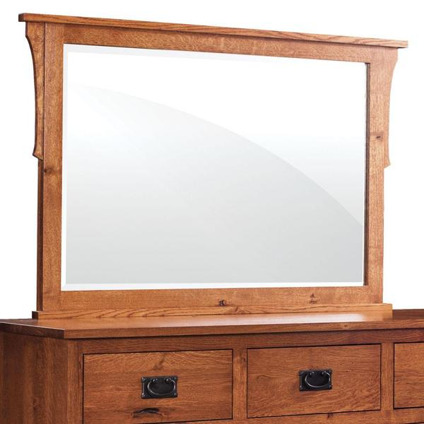 See Details - San Miguel Mule Chest Mirror
