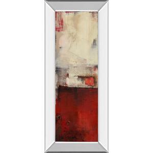 """""""Drop Box I"""" By Erin Ashley Mirror Framed Print Wall Art"""
