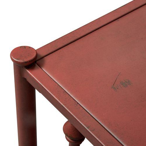 Liberty Furniture Industries - Open Night Stand - Red