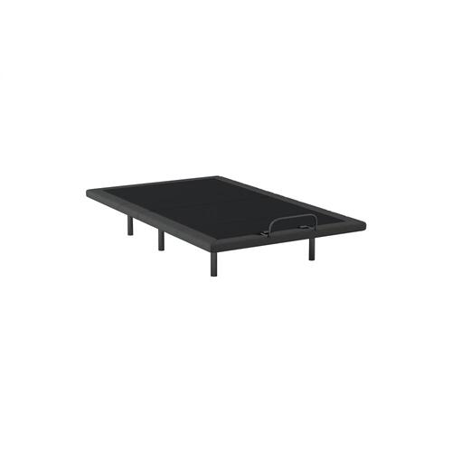 Queen Wireless Upholstered Adjustable Bed Base