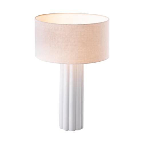 Tov Furniture - Latur Cream Table Lamp