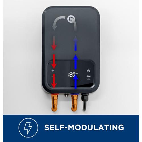 GE Appliances - GE® Tankless Electric Water Heater